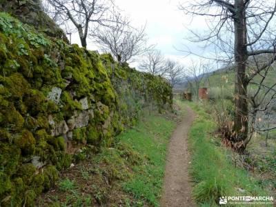 Cerezos en flor; Valle del Jerte; rutas de viajes valle de valdeón viajes en fin de año